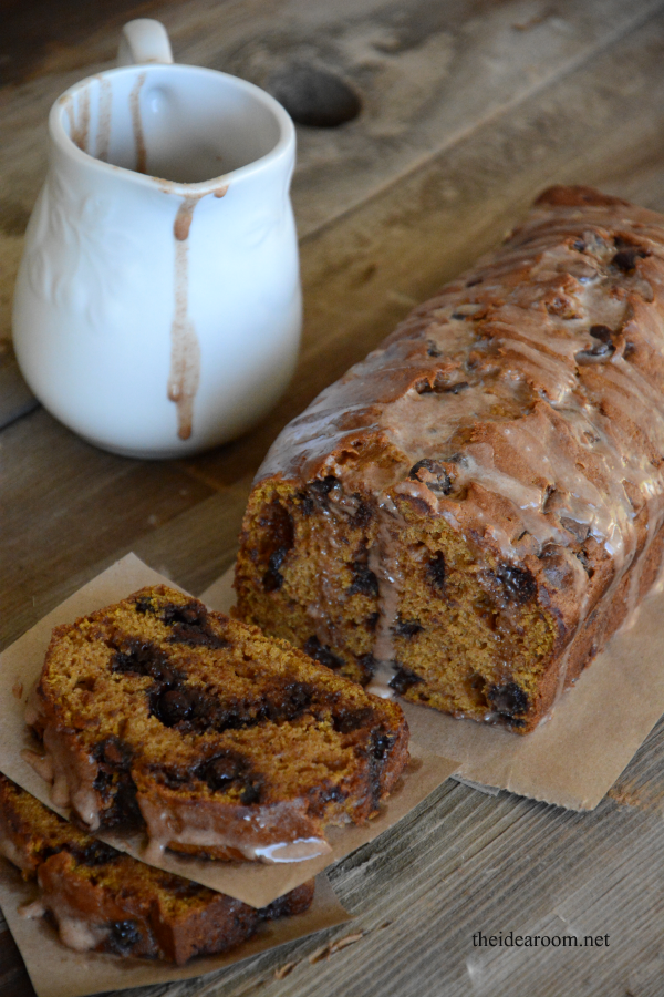 Pumpkin-Chocolate-Chip-Bread Recipe