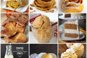 Pumpkin-Recipes theidearoom.net