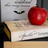 Free Halloween Printables: Spell Book