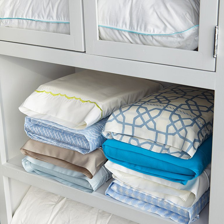 how to organize sheets