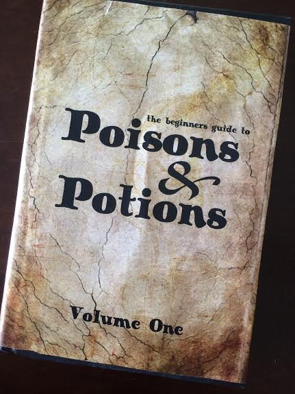 potion book 3