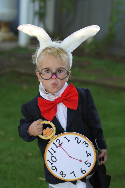 DIY Halloween Costumes for Kids - The Idea Room