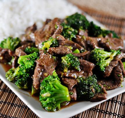 Broccoli-Beef-stirfry
