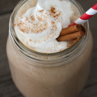Chocolate Peanut Butter Almondmilk Smoothie Recipe