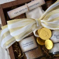 Gifts of the Wisemen: Gold, Frankincense and Myrrh