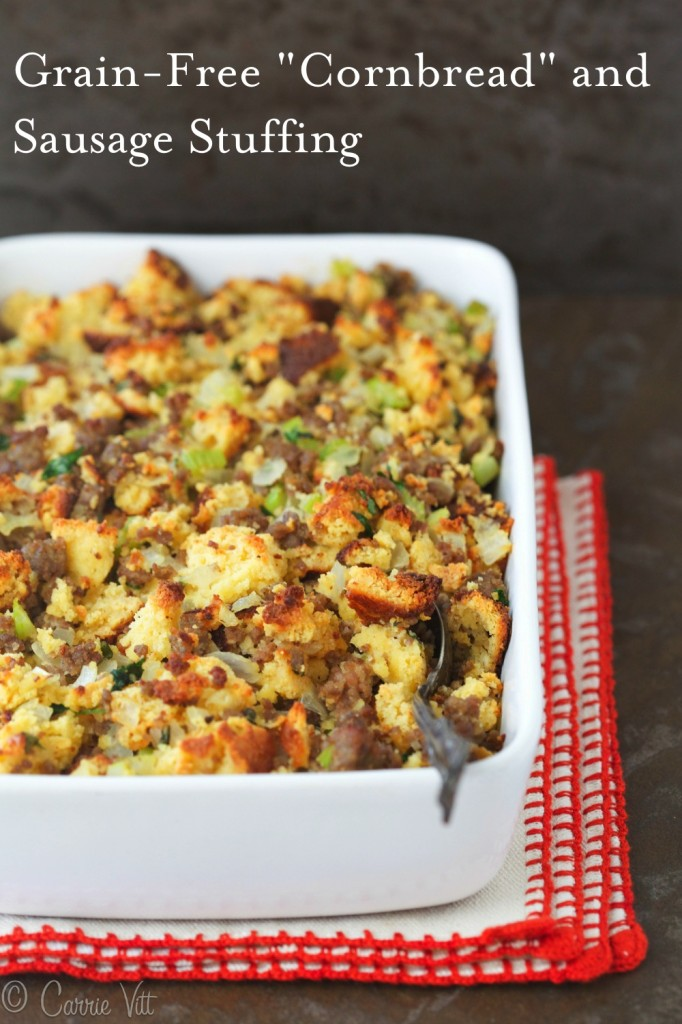 Cornbread And Sausage Stuffing Recipe — Dishmaps