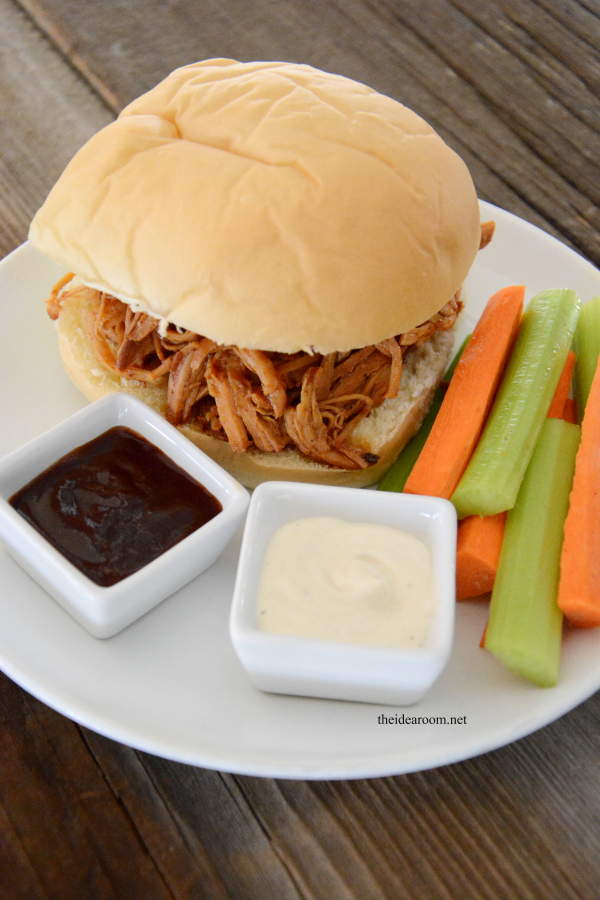 Crockpot Pulled Pork 1