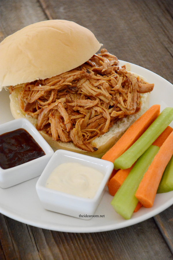 Crockpot Pulled Pork 3