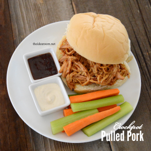 Crockpot Pulled Pork cover