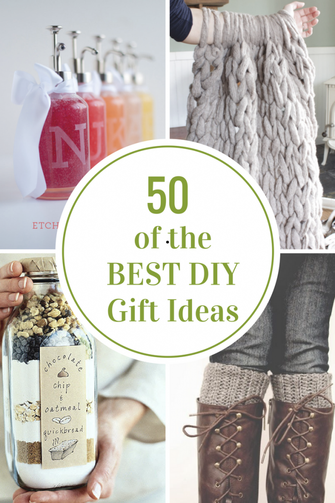 34958dae0679 50 of the BEST DIY Gift Ideas - The Idea Room