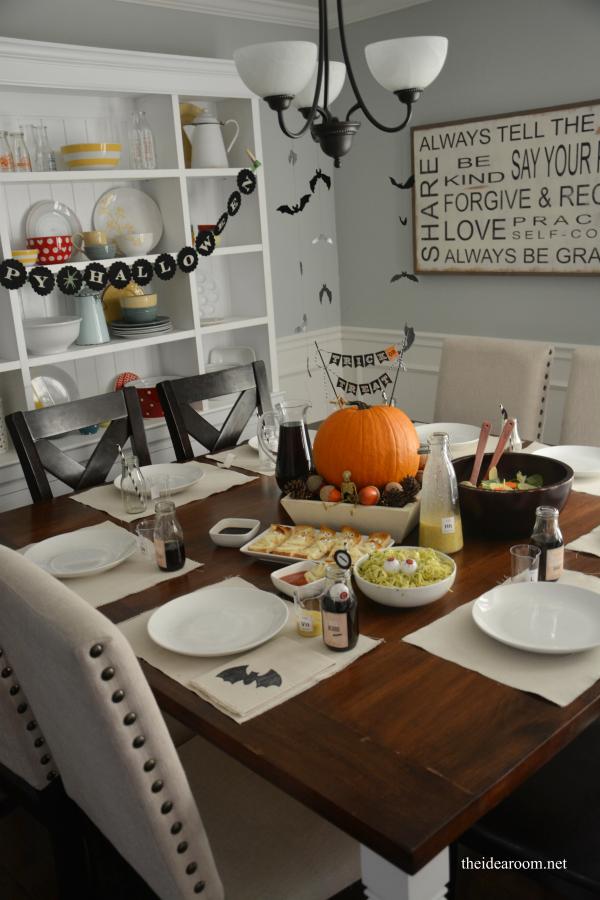 Halloween Dinner 6