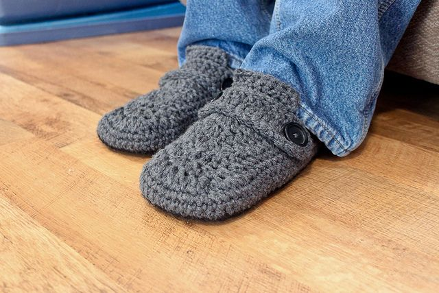 Mens House Shoes Slippers
