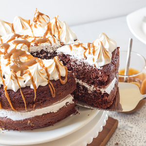 Meringue-Topped-Chocolate-Fudge-Cake-19