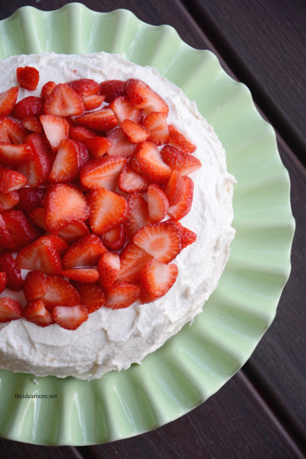 White Cake Recipe 3