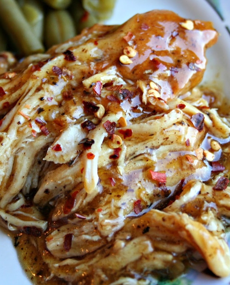 brown sugar garlic chicken crock pot