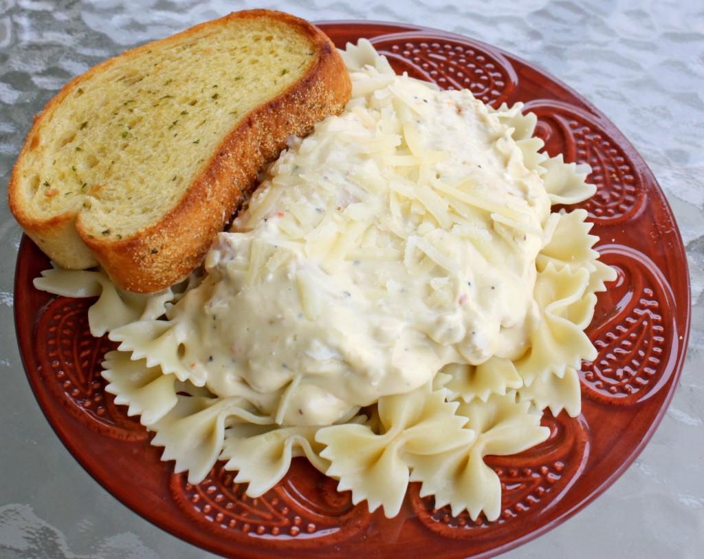 crockpot-italian-chicken-pasta