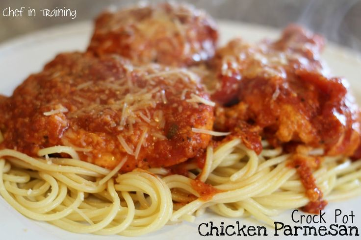25 of the best crockpot recipes the idea room for Chicken chicken parmesan desiigner