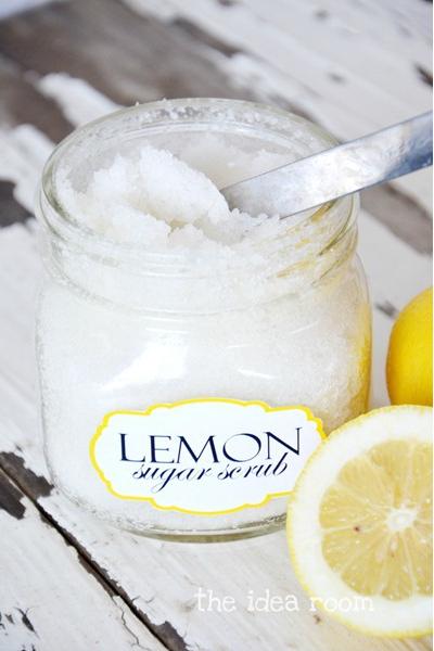 lemon-sugar-scrub