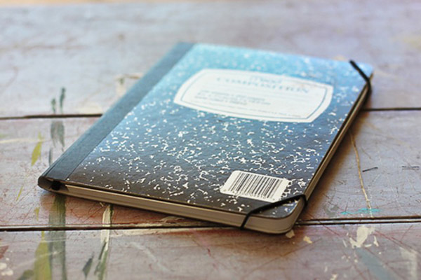 notebook ipad cover