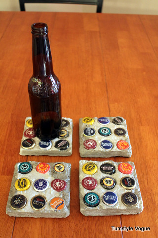 Best diy gifts for him the idea room for Cool beer cap ideas