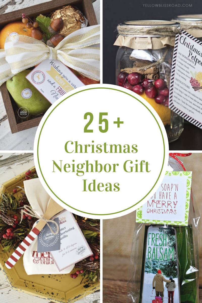Www Christmas Ideas Decorations For Living Room: Christmas Neighbor Gift Ideas