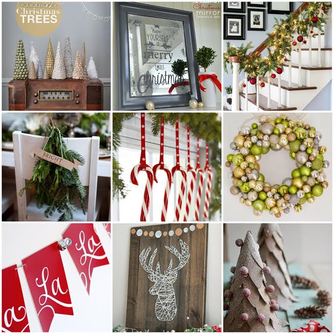 Xmas Party Table Decoration Ideas