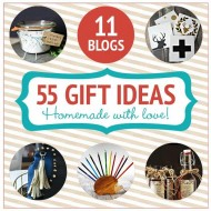 55 Handmade Gift Ideas