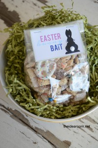 Easter Bunny Bait Recipe   Easter Bunny Bait Printable