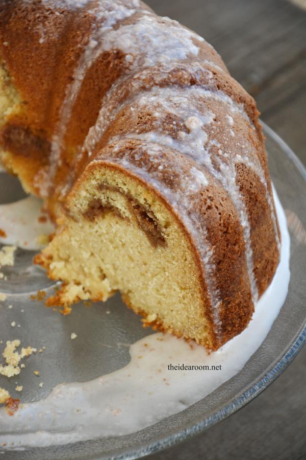 Cinnamon Coffee Cake Yellow Cake Mix Recipe