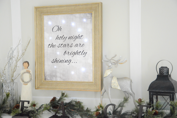 Lighted-Christmas-Sign 1