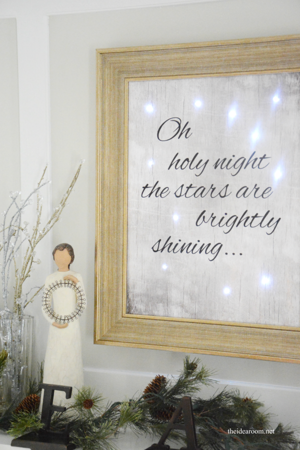 Lighted-Christmas-Sign 2