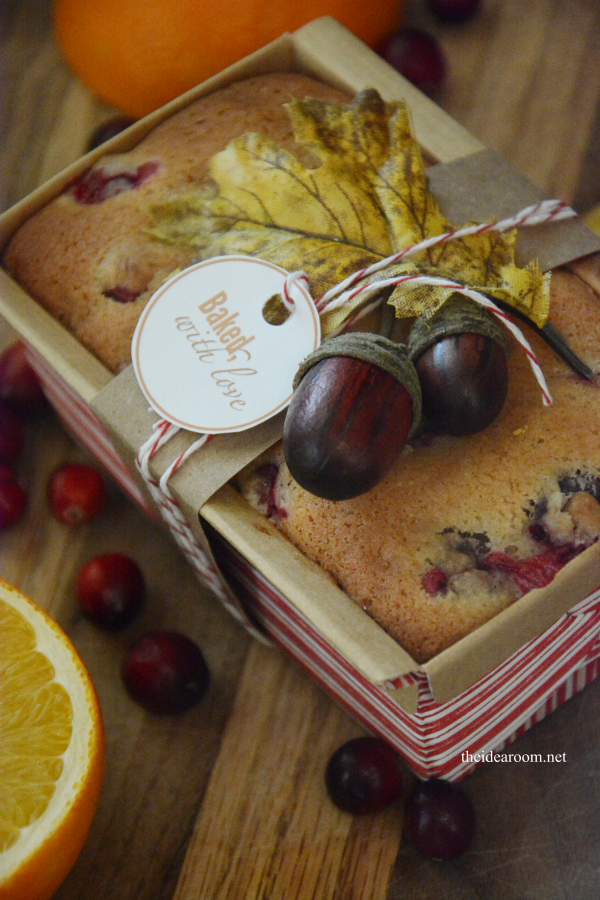 Orange-Cranberry-Bread
