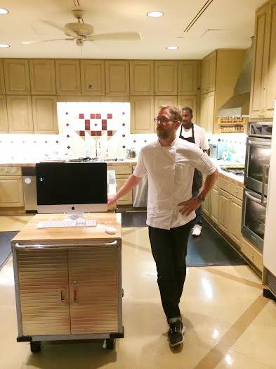 Test Kitchen Windows Ec