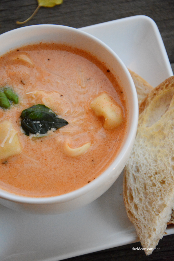 Tomato Tortellini Soup 2