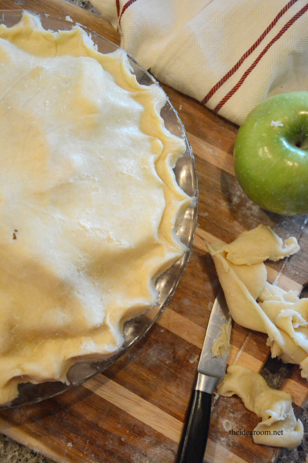 Perfect Homemade Pie Crust - The Idea Room