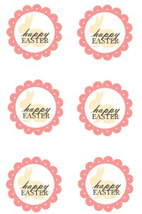 Easter Bunny Jar PostEaster Bunny LabelsBunny Ears Printable