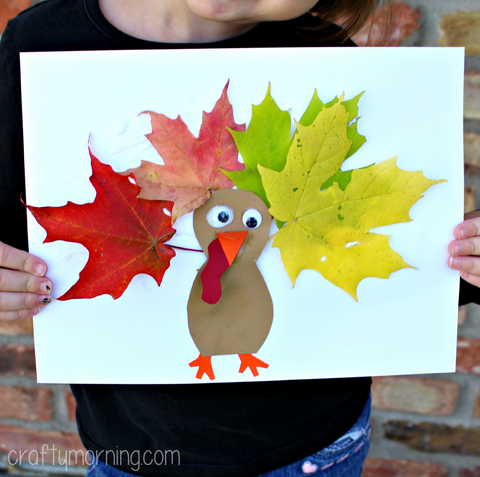 Fall Prek Craft