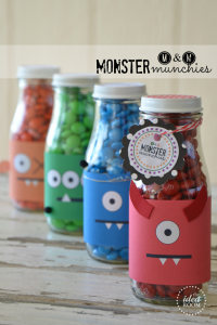 Monster Munchie Tags