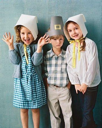 pilgrim hats