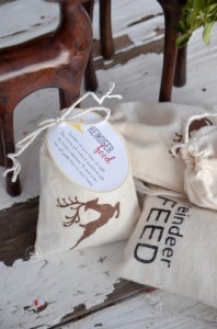 Magic Reindeer Feed Tutorial Magic Reindeer Feed Bag Stencils   Magic Reindeer Feed Tags (Poem)