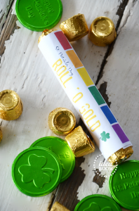 Roll 'O Gold Rolo Wrappers   Labels