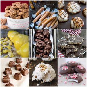 25 Homemade Candy Recipes