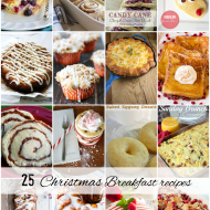 25 Christmas Breakfast Recipes