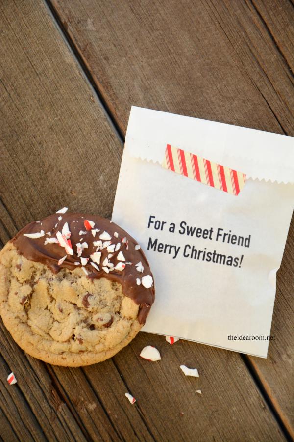 Christmas Chocolate Chip Cookies Cookies Chocolate Chip 5
