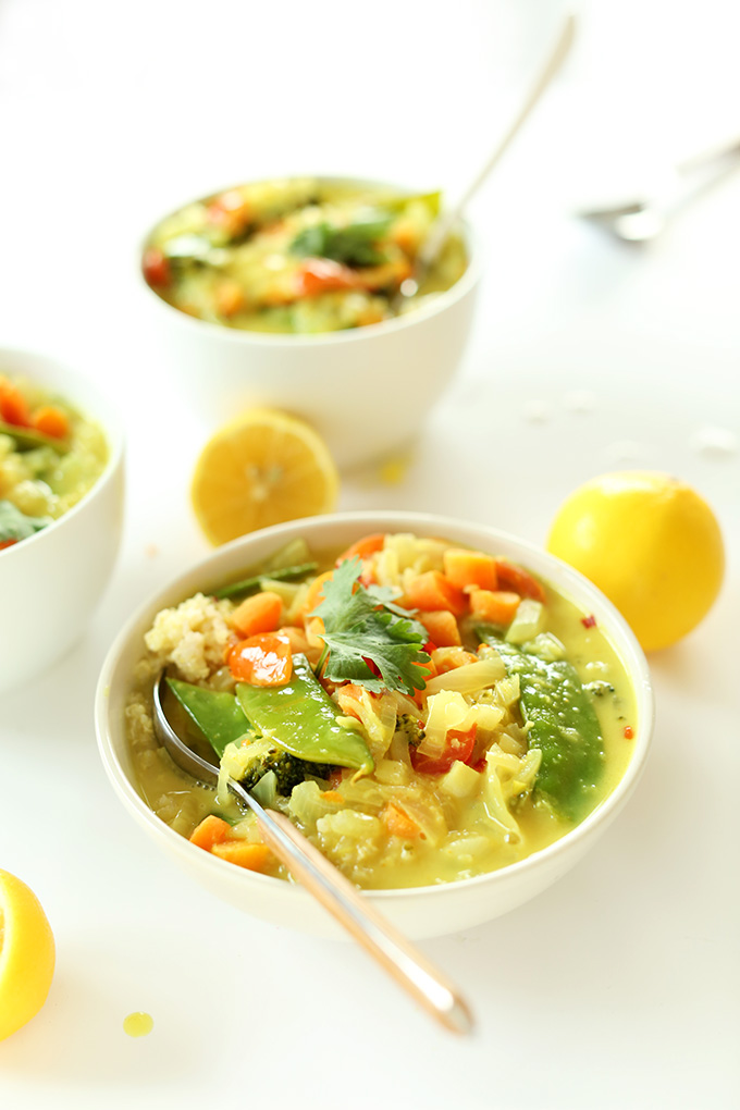 Coconut Curry Soup Recipe Thug Kitchen