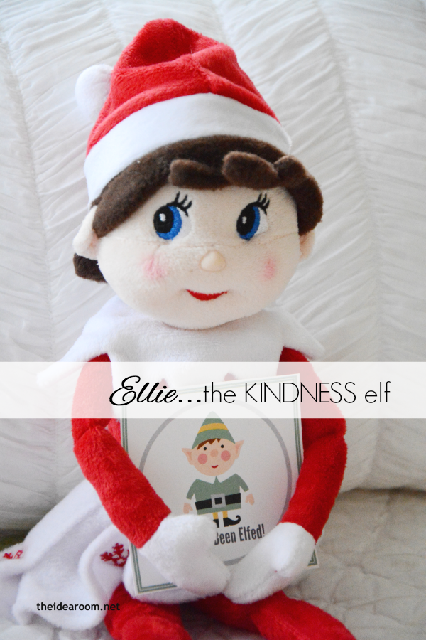 Elf on the Shelf cover