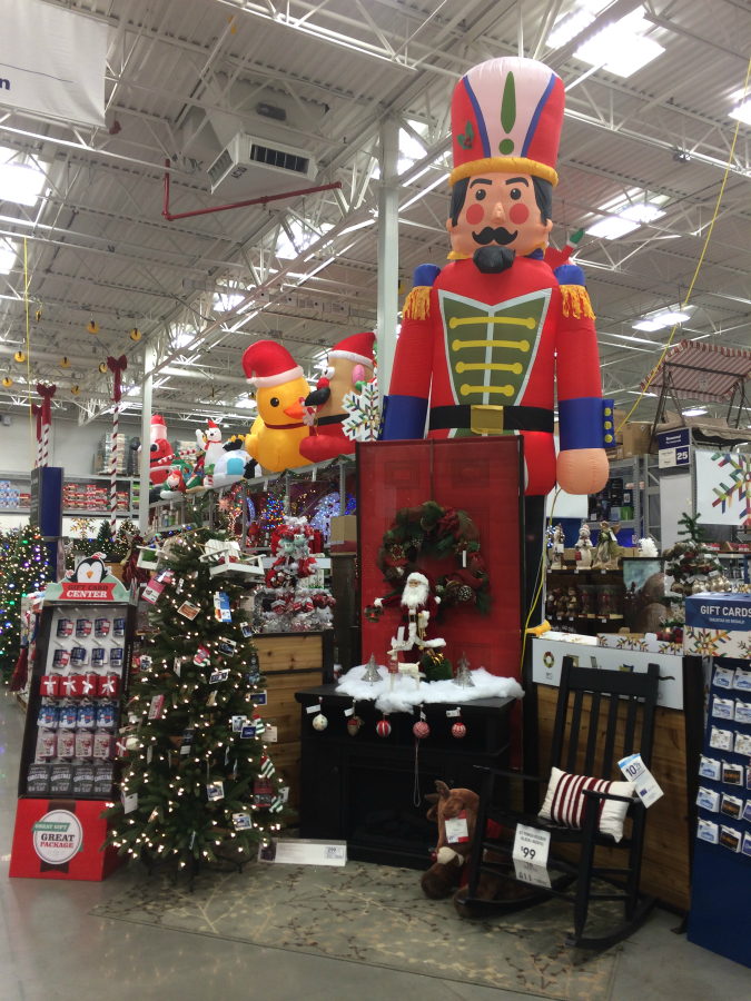 lowes has so many fun holiday items right now and we were able to find most of what we needed to create the visions we had of the outcome in our heads - Lowes Halloween Decorations