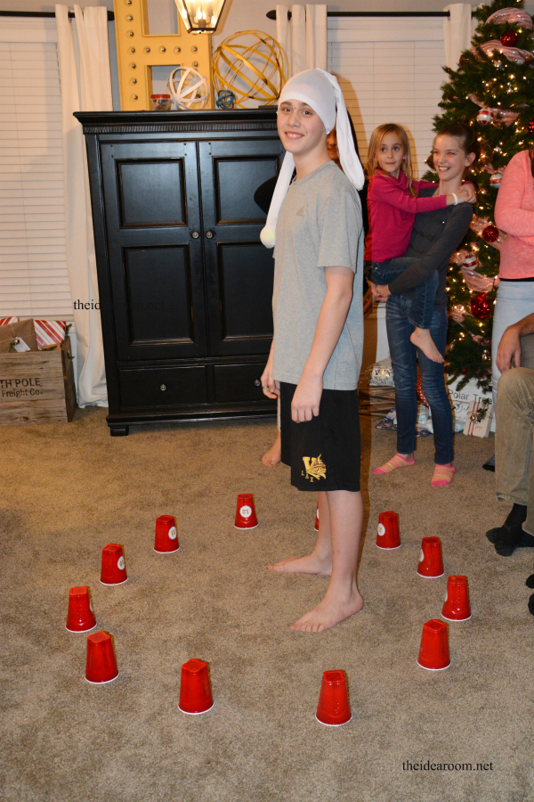 NYE Minute to win it games 4