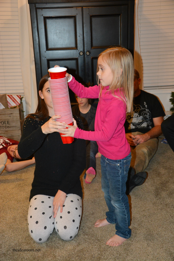 NYE Minute to win it games