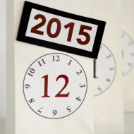 New Year's Eve Countdown Activity Bags